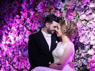 El matrimonio de Johana y Juan Carlos