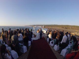 El matrimonio de Rolando  y Marcela 3