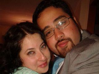 El matrimonio de Jonathan y Fabiola 1