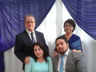 El matrimonio de Jonathan y Fabiola 2