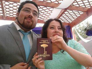 El matrimonio de Jonathan y Fabiola 3