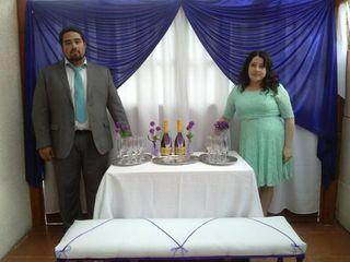 El matrimonio de Jonathan y Fabiola