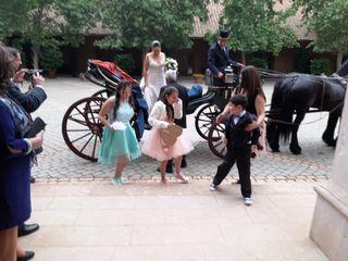 El matrimonio de Maria Teresa y Rodrigo 3