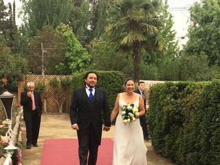 El matrimonio de Maria Teresa y Rodrigo