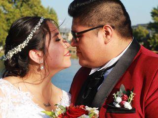 El matrimonio de Brenda y Michael