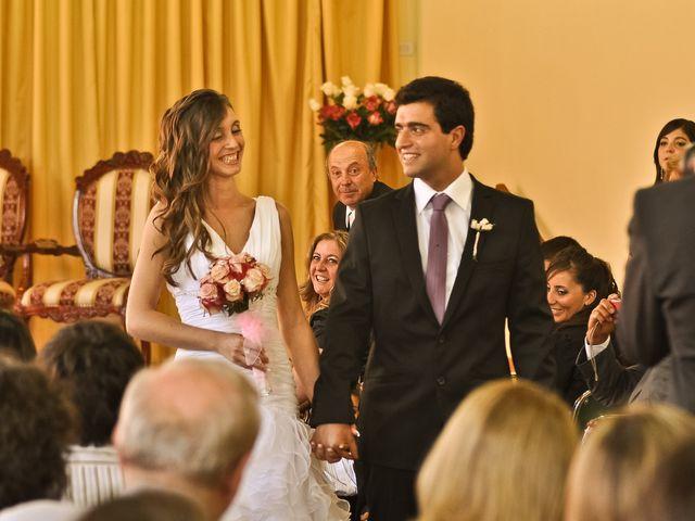 El matrimonio de Conny y Enzo
