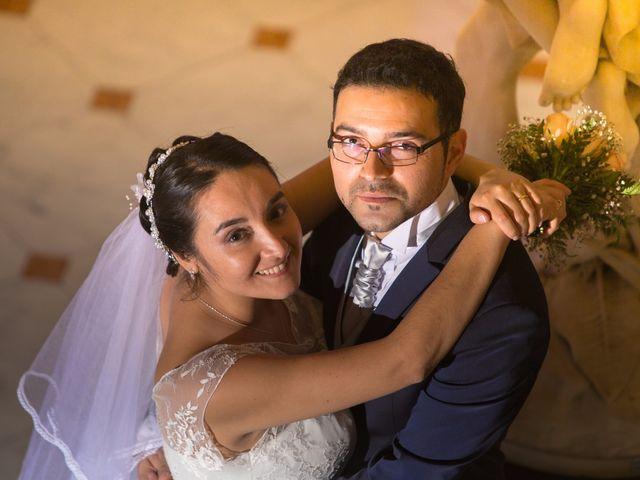 El matrimonio de Romina y Rafael