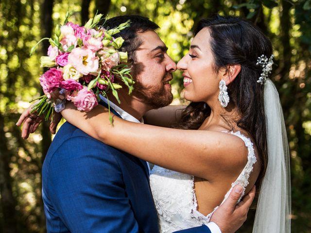 El matrimonio de Marlene y Yuri