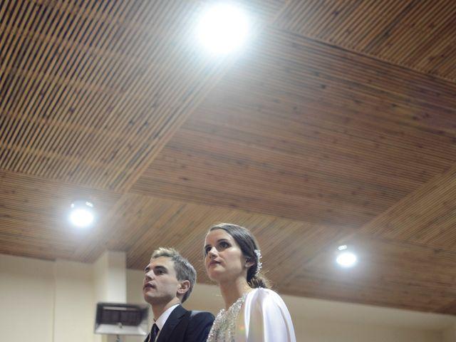 El matrimonio de Fran y Teo