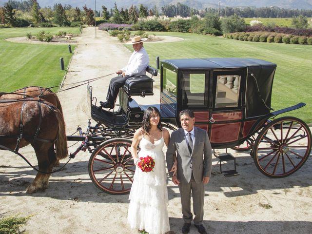 El matrimonio de Rodrigo y Francisca en Casablanca, Valparaíso 12