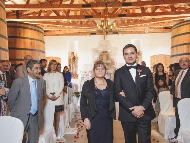 El matrimonio de Rodrigo y Francisca en Casablanca, Valparaíso 13