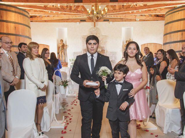 El matrimonio de Rodrigo y Francisca en Casablanca, Valparaíso 14