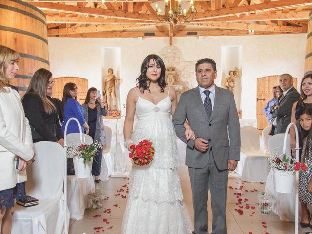 El matrimonio de Rodrigo y Francisca en Casablanca, Valparaíso 15