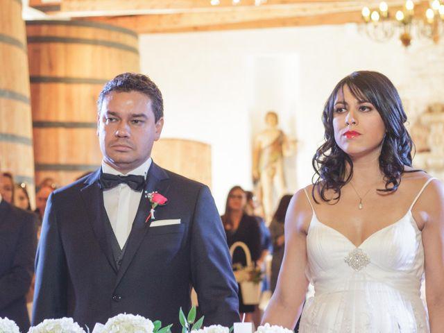 El matrimonio de Rodrigo y Francisca en Casablanca, Valparaíso 16