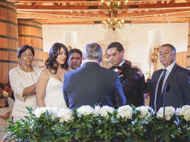 El matrimonio de Rodrigo y Francisca en Casablanca, Valparaíso 17