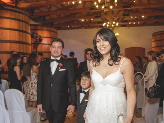 El matrimonio de Rodrigo y Francisca en Casablanca, Valparaíso 18