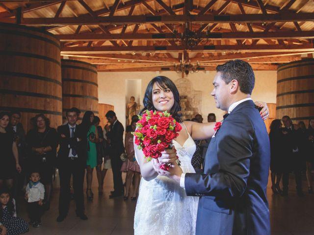 El matrimonio de Rodrigo y Francisca en Casablanca, Valparaíso 25