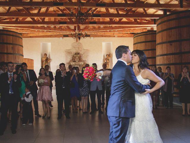 El matrimonio de Rodrigo y Francisca en Casablanca, Valparaíso 26