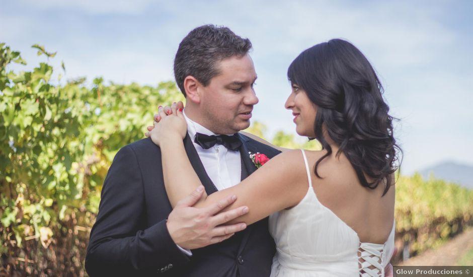 El matrimonio de Rodrigo y Francisca en Casablanca, Valparaíso