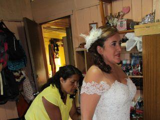 El matrimonio de Marcela y Ricardo 1