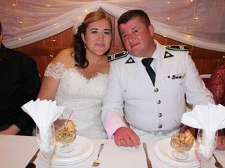 El matrimonio de Marcela y Ricardo