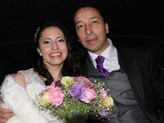 El matrimonio de Karina y Enzo