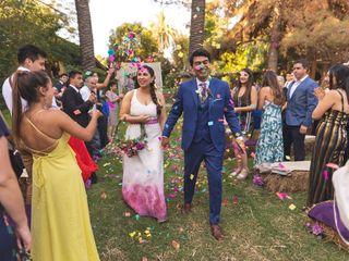 El matrimonio de Rocio  y Sebastian