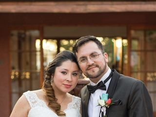 El matrimonio de Daniela y Felipe 3