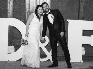 El matrimonio de Daniela y Felipe