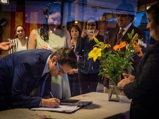 El matrimonio de Ivanna y Cristobal 1