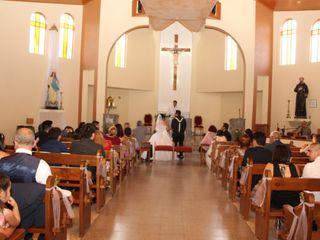 El matrimonio de Evelyn y Bruno 3