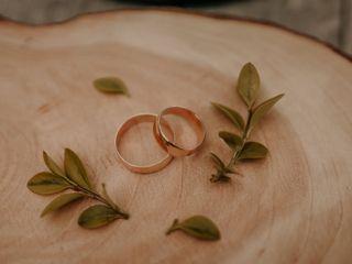 El matrimonio de Oscar y Edia 1