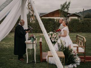 El matrimonio de Oscar y Edia 3