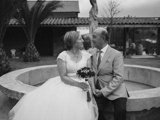 El matrimonio de Oscar y Edia