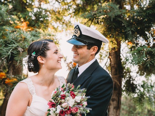 El matrimonio de Paola Mena y Ruben Mena