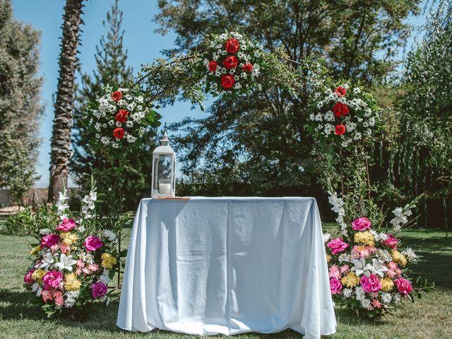 El matrimonio de Pablo y Karina en Buin, Maipo 8