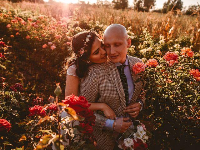 El matrimonio de Karina y Pablo