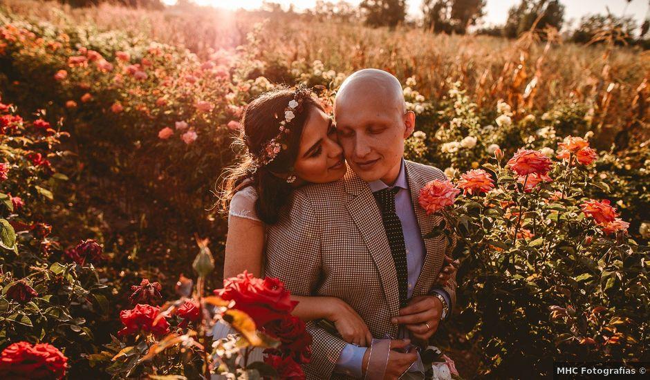El matrimonio de Pablo y Karina en Buin, Maipo