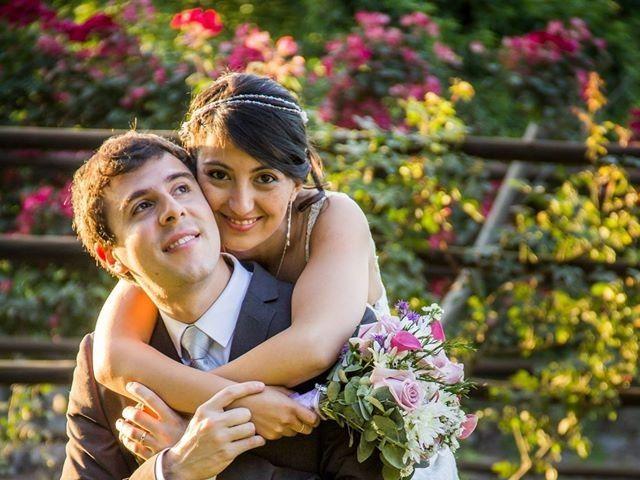 El matrimonio de Guillermo y Catherine en Graneros, Cachapoal 1
