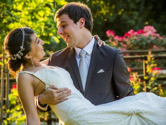 El matrimonio de Guillermo y Catherine en Graneros, Cachapoal 6