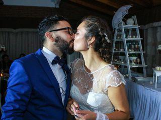 El matrimonio de Yaniree y Claudio