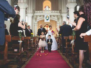El matrimonio de Leyla y Michael 3