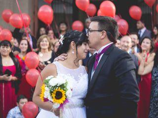El matrimonio de Leyla y Michael