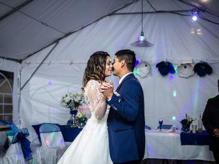 El matrimonio de Cristian y Kary 1