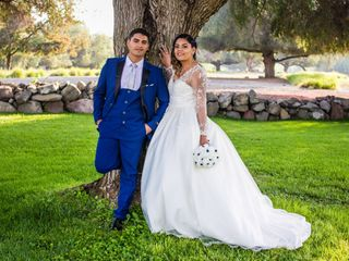El matrimonio de Cristian y Kary