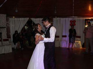El matrimonio de Patricia y Yovan