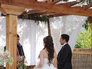 El matrimonio de Lorena y Alejandro 3
