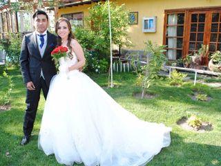 El matrimonio de Lorena y Alejandro