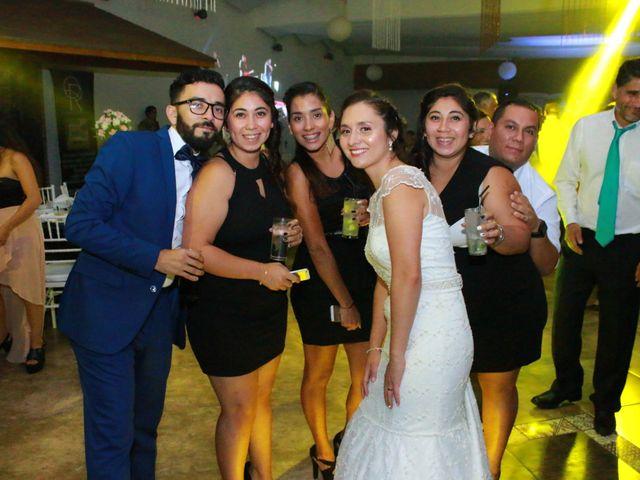 El matrimonio de Claudio y Yaniree en Rancagua, Cachapoal 19