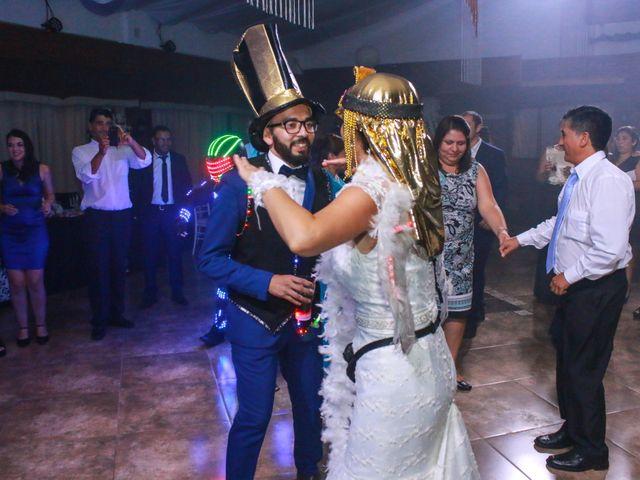 El matrimonio de Claudio y Yaniree en Rancagua, Cachapoal 29